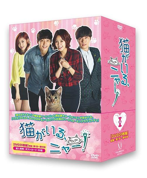 猫がいる、ニャー! DVD-BOX I[DVD] / TVドラマ
