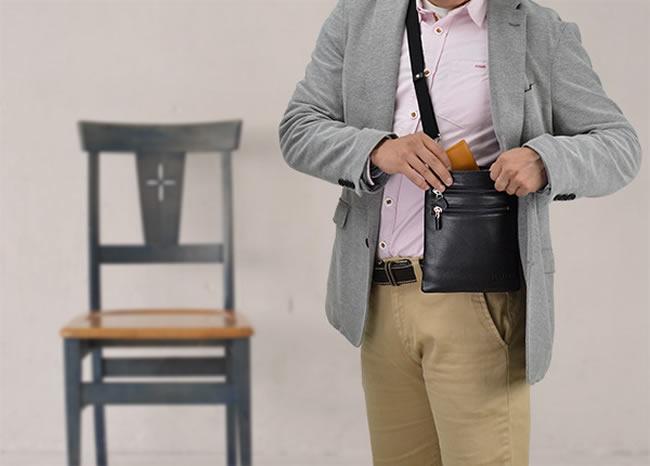 Nep | Rakuten Global Market: Shoulder bags mens shoulder bag made ...