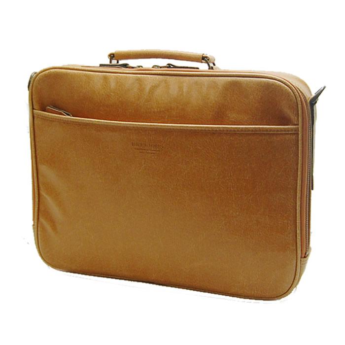 ビジネスバッグ 軽量 ブリーフケース ソフトケース 白化合皮 レザー メンズ 日本製 豊岡製鞄 豊岡 かばん ビジネスバッグ メンズ ブリーフケース レザー メンズバック ビジネスバック 出張 ビジネスバッグ 男性用 紳士用 鞄 b4 B4 39cm キャメル