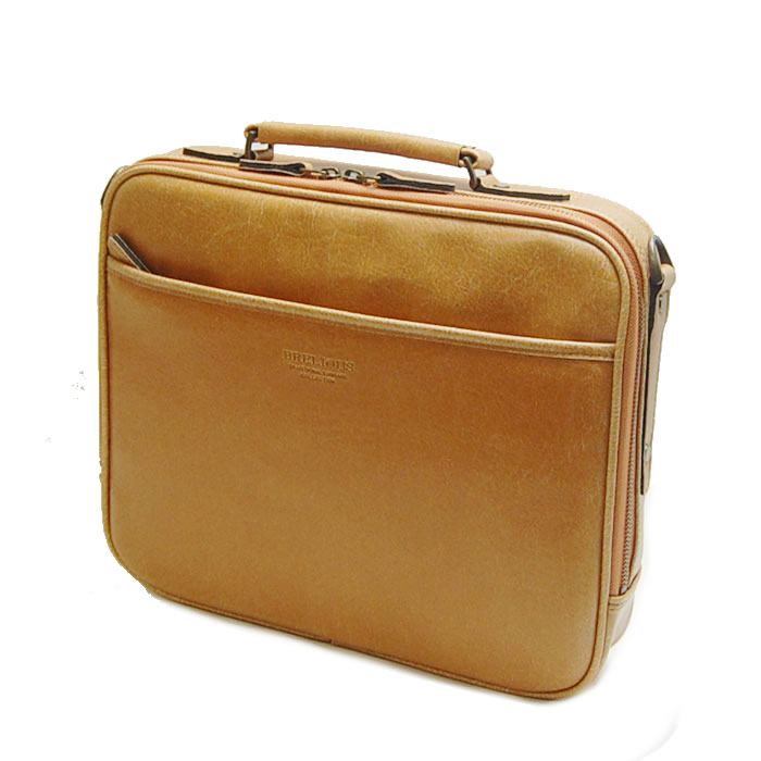 ビジネスバッグ 軽量 ブリーフケース ソフトケース 白化合皮 レザー メンズ 日本製 豊岡製鞄 豊岡 かばん ビジネスバッグ メンズ ブリーフケース レザー メンズバック ビジネスバック 出張 ビジネスバッグ 男性用 紳士用 鞄 a4 A4 33cm キャメル