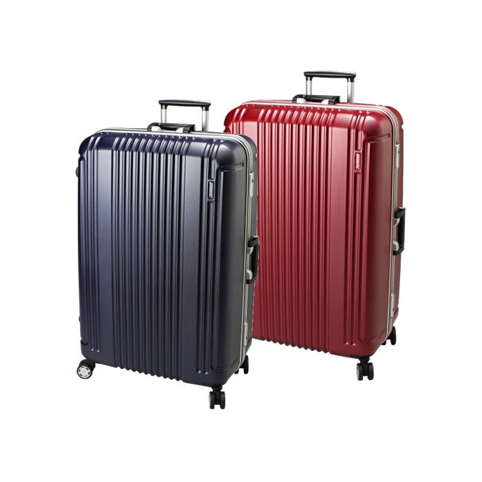 スーツケース キャリーケース キャリーバッグ 旅行用品 旅行かばん トラベルバッグ トランクケース メンズ レディス 女性 男性 紳士用 海外 国内 鞄 軽量 TSAロック L サイズ 大型 約90L 7~10日用 ブランド BERMAS バーマス 60267 97L 代引不可