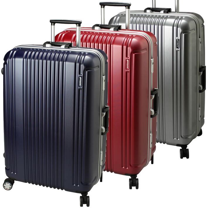 スーツケース キャリーケース キャリーバッグ 旅行用品 旅行かばん トラベルバッグ トランクケース メンズ レディス 女性 男性 紳士用 海外 国内 鞄 軽量 TSAロック L サイズ 大型 約80L 4~7日泊用 ブランド BERMAS バーマス 60266 83L 代引不可