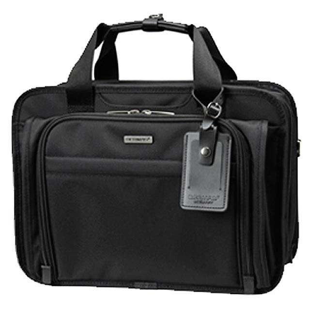 ビジネスバッグ メンズ 2way ショルダー付属 ビジネスバッグ メンズ ブリーフケース 軽量 メンズバッグ 大容量 ビジネスバッグ 出張 ビジネス ブリーフケース メンズ鞄 ナイロン キャリーオン マチ拡張 ブランド BERMAS バーマス 60433 39cm