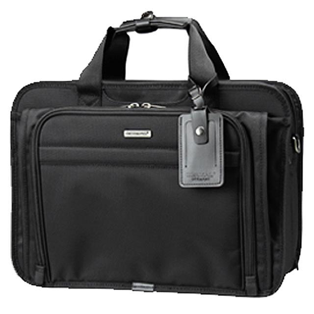 ビジネスバッグ メンズ 2way ショルダー付属 ビジネスバッグ メンズ ブリーフケース 軽量 メンズバッグ 大容量 ビジネスバッグ 出張 ビジネス ブリーフケース メンズ鞄 肩掛け ナイロン 出張 キャリーオン 通勤 メンズバッグ ブランド BERMAS バーマス 60434 42cm