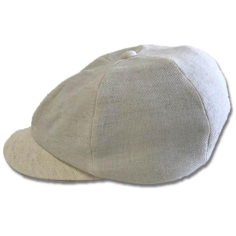 日本製 キャスケット メンズ キャスケット帽 帽子 綿100% コットンキャスケット(ホワイト) GARYU PLANET ガリュープラネット メンズ・紳士 男性用 女性 男女兼用 帽子 誕生日 父の日 バレンタイン クリスマス お祝い ギフト プレゼント