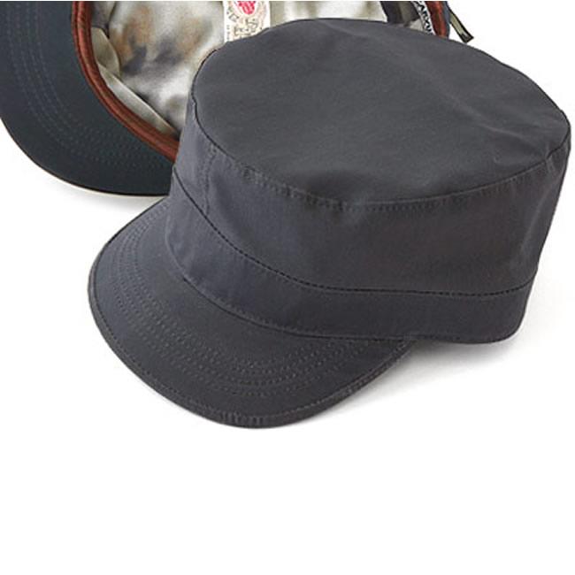日本製 ワークキャップ メンズ 帽子 キャップ ハット ドライデン/アーミーキャップ(アッシュネイビー)57~58cm GARYU PLANET ガリュープラネット メンズ・紳士 男性用 女性 男女兼用 帽子 ぼうし ハット