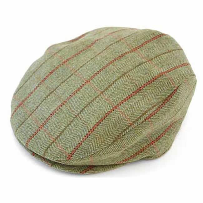 日本製 ハンチング メンズ 毛 ウール100% スコットランド ヘリンボン ハンチング帽(ジェイド) GARYU PLANET ガリュープラネット 紳士 男性用 男女兼用 帽子 ハット ぼうし