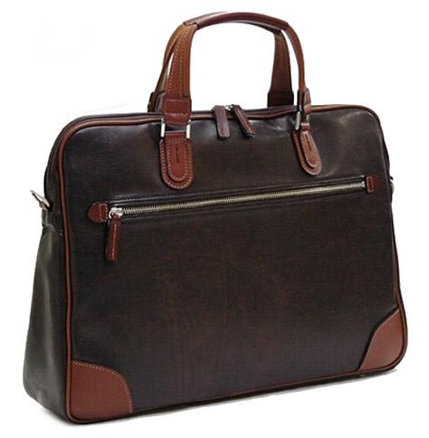 豊岡鞄 日本製 ブリーフケース・ビジネスバッグ(バック)トートバッグ トートバック・ショルダーバッグ(バック) チョコ 雨や汚れに強い!メンズ 紳士 男性用 バッグ 鞄