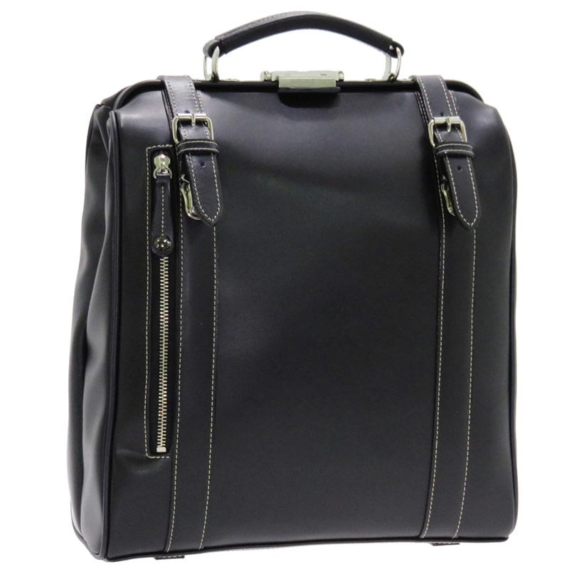 ダレスバッグ メンズ ダレスリュック 2way 日本製 豊岡製鞄 豊岡 かばん ビジネス ダレス リュック ダレスバッグ リュックサック メンズ 縦型 10inサイズタブレット対応 メンズ鞄 リュックサック 旅行 出張 合皮 レザー 本革付属 35cm ブラック