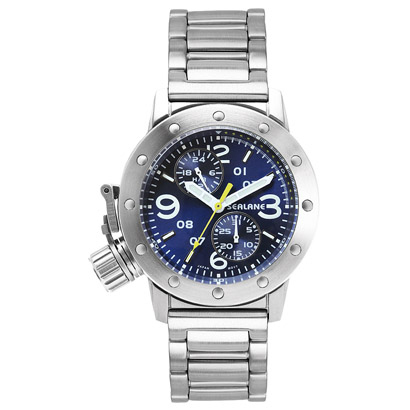 シーレーン 腕時計 SEALANE SE41-MBL