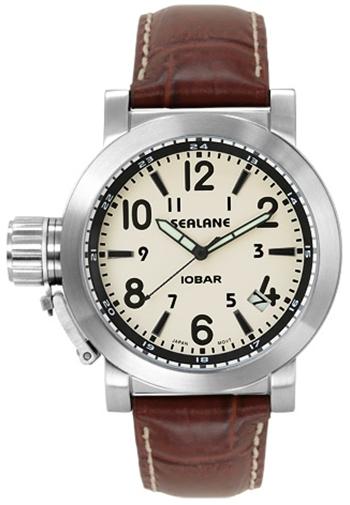シーレーン 腕時計 SEALANE SE43-LWH
