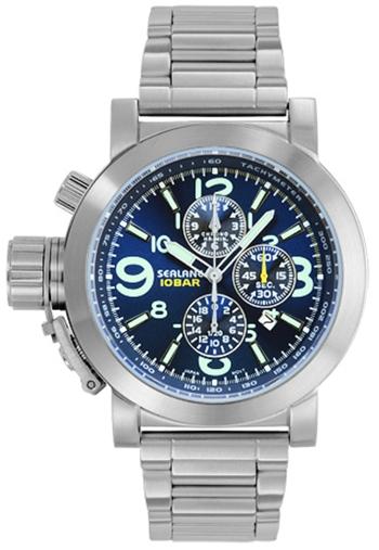 シーレーン 腕時計 SEALANE SE44-MBL