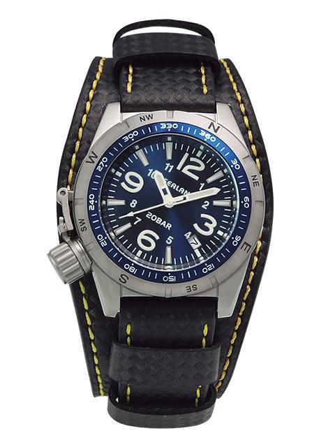 シーレーン 腕時計 SEALANE SE53-LBL