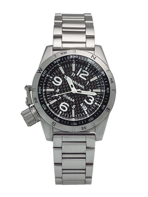 シーレーン 腕時計 SEALANE SE53-MBK