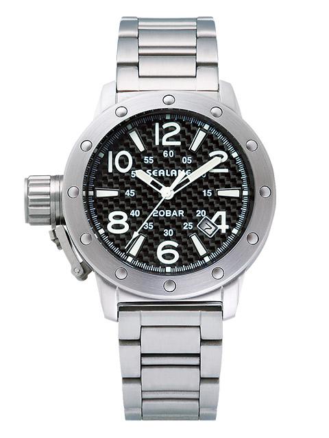 シーレーン 腕時計 SEALANE SE54-MBK