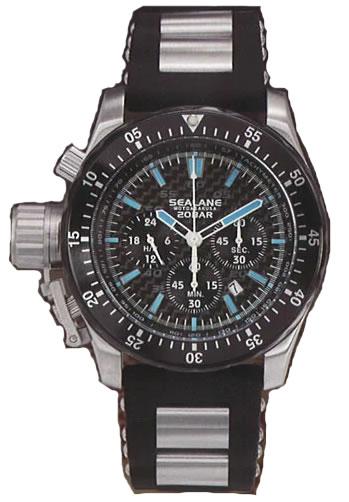 シーレーン 腕時計 SEALANE SE55-PBB
