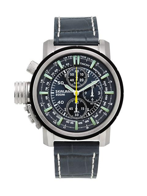 シーレーン 腕時計 SEALANE SE56-LBL
