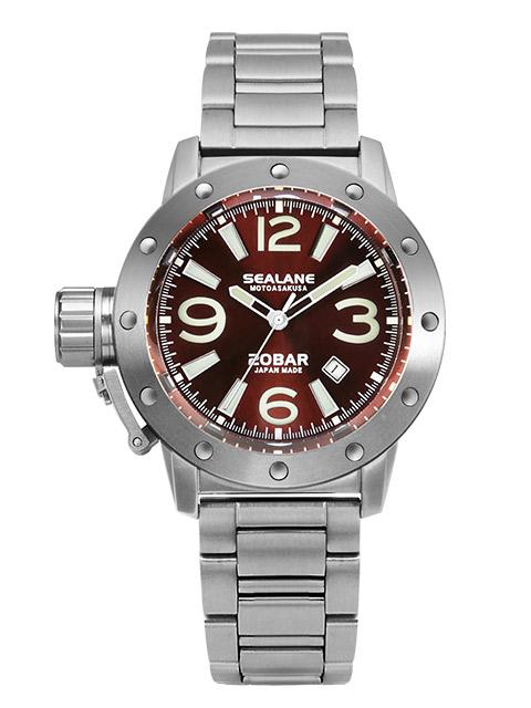 シーレーン 腕時計 SEALANE SEJ010-MBR