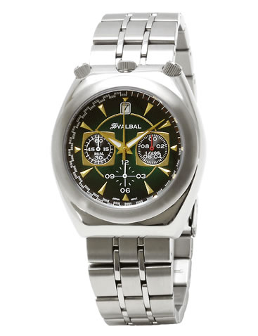 スバルバル 腕時計 メンズ腕時計 スバルバル 時計 送料無料 SVALBAL SV07-MGR 父の日・誕生日・クリスマス・プレゼント・ギフト