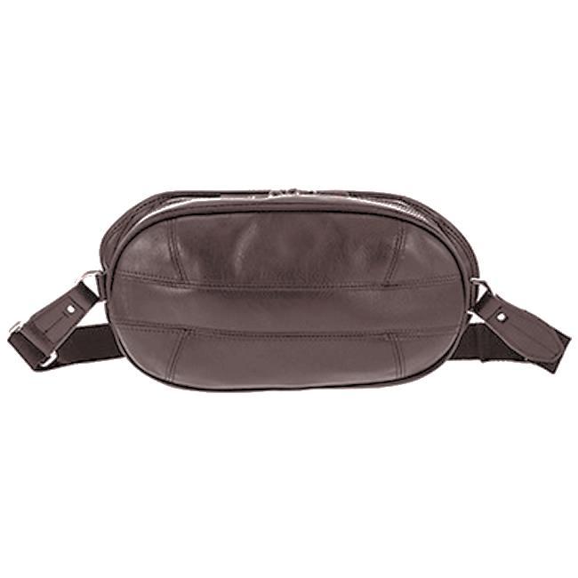 ボディバッグ メンズ ウエストバッグ ウエストポーチ ワンショルダー メンズバッグ ライトブラウン 牛革 本革 レザー メンズ・紳士・男性 用 カバン・鞄・かばん・バッグ