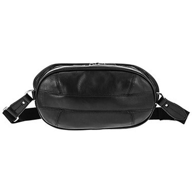 ボディバッグ メンズ ウエストバッグ ウエストポーチ ワンショルダー メンズバッグ ブラック 牛革 本革 レザー メンズ・紳士・男性 用 カバン・鞄・かばん・バッグ