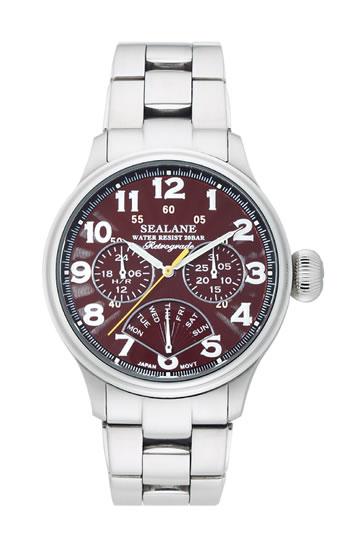 シーレーン 腕時計 SEALANE SE31-MBR