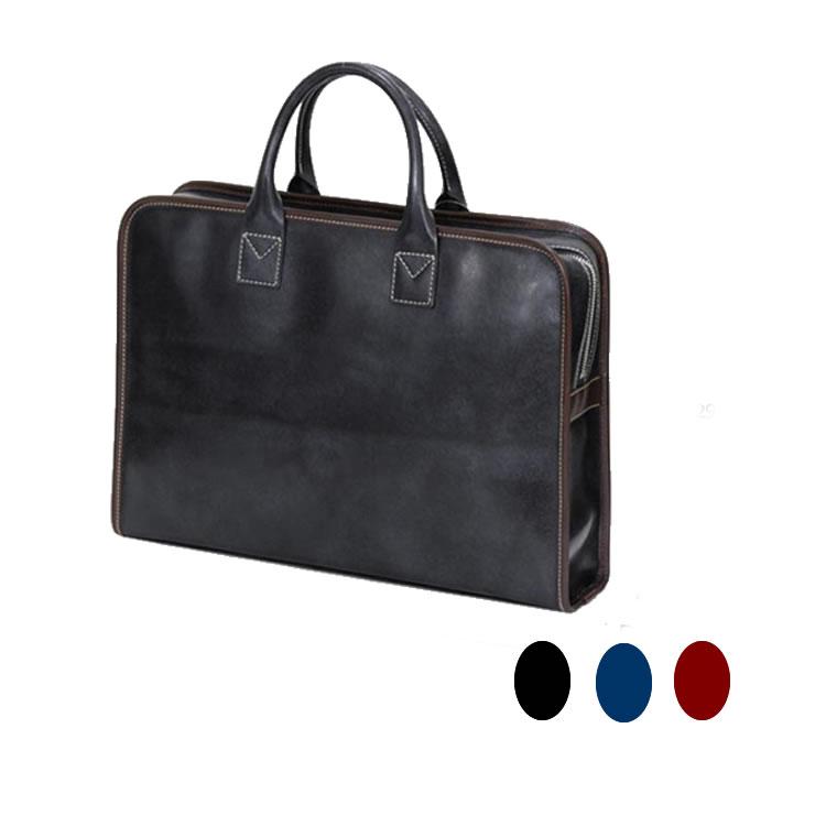 ブリーフケース メンズ ビジネスバッグ ブリーフバッグ 本革 牛革 レザー オールレザー 40cm 日本製 豊岡製 鞄  メンズ 13.3インチ以下のパソコン対応  メンズ 紳士 男性用 バッグ かばん 鞄