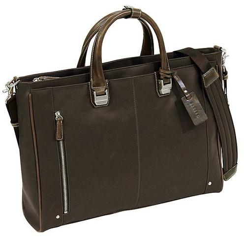 ビジネスバッグ メンズ ショルダー付属 ブリーフケース 軽量 メンズバッグ 大容量 ビジネスバッグ 出張 ビジネス ブリーフケース メンズ鞄 ビジネスバッグ 合皮レザー ブリーフケース pc対応 b4 B4 ブランド BAGGEX ダークブラウン