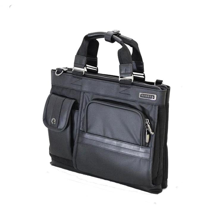 トートバッグ ブリーフケース ブリーフバッグ メンズ ビジネスバッグ ショルダーバッグ 2ルーム 2室 2層式 キャリーオン メンズ 38cm BAGGEX バジェックス ヴィグラス メンズ 紳士 男性用 バッグ かばん 鞄