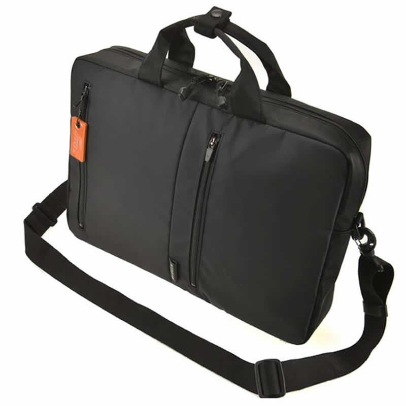 ブリーフケース ブリーフバッグ メンズ ビジネスバッグ ナイロン(撥水加工) 日本製 豊岡製鞄 豊岡 耐衝撃・軽量・撥水 ショルダー付属 メンズ  A4ファイル 42cm BAGGEX バジェックス メンズ 紳士 男性用 バッグ かばん 鞄