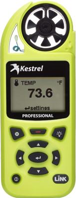 環境メーターPro./風量計、空気流量計、風速計、温度計、湿度計、気圧計、高度計、蒸発率計、空気密度計、露点計、絶対湿度計、ケストレル5200(Kestrel 5200)