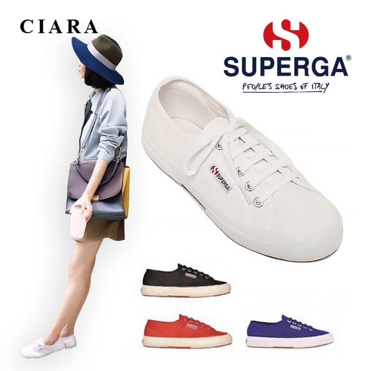 1f7b781d88a4 SUPERGA Pelger 2750-COTU classical music sneakers men (for the man)    Lady s (for the woman) canvas constant seller casual shoes slip-ons EU36  EU37 EU38 ...