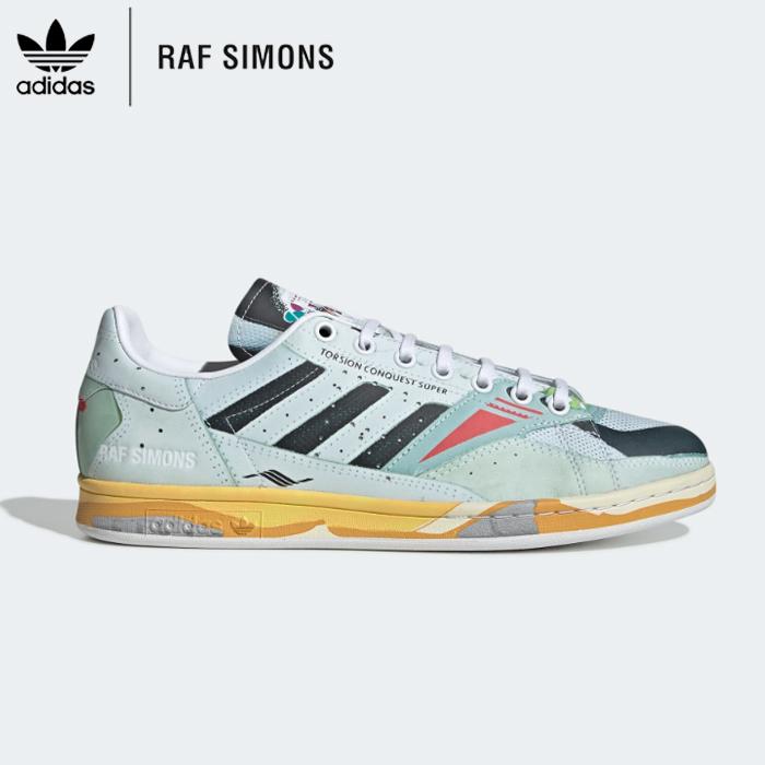 [特典アリ/セットで割引]アディダス バイ ラフシモンズ スニーカー 靴 adidas by RAF SIMONS RS TORSION STAN EE7953 スタンスミス コラボ シューズ メンズ 男性 ▲[その他]ds-Y