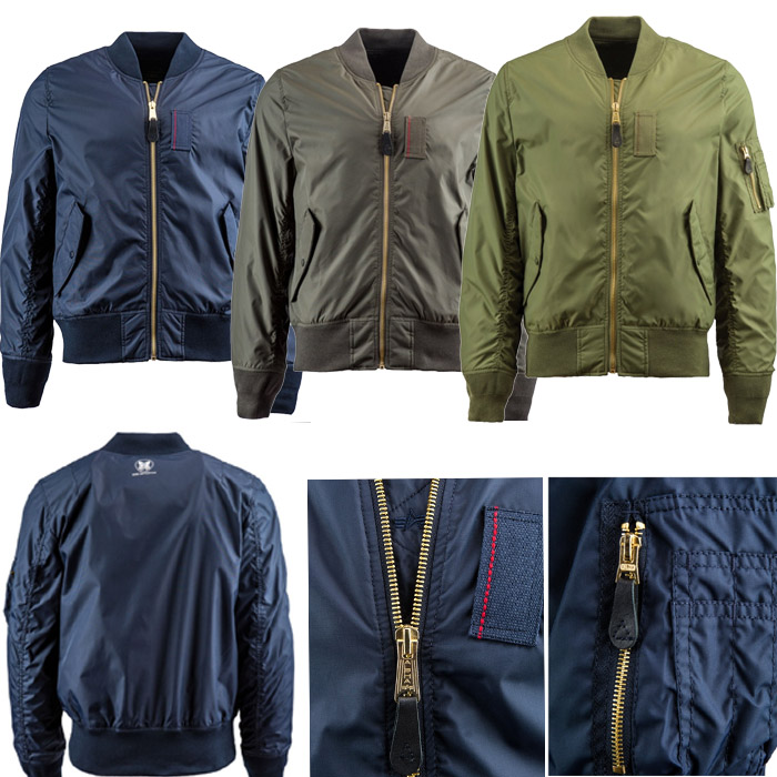 Alpha Ma-1 Skymaster MJM45510C1 Alpha military Skymaster light-weight jacket military bomber jackets