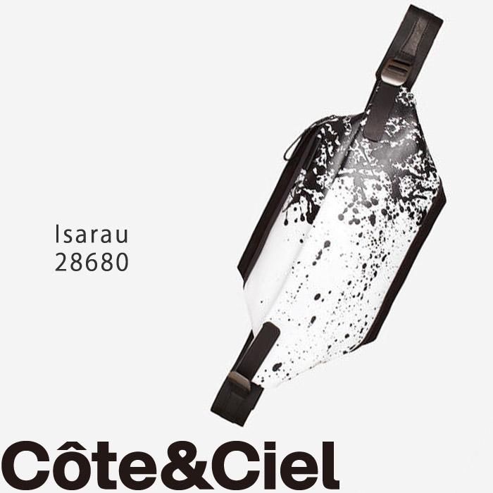 [あす楽]コートエシエル cote et ciel Isarau 28663 COTE&CIEL メッセンジャーバッグ ウエストバッグ ボディバッグ APPLE アップル 公認ブランド 鞄 バッグ
