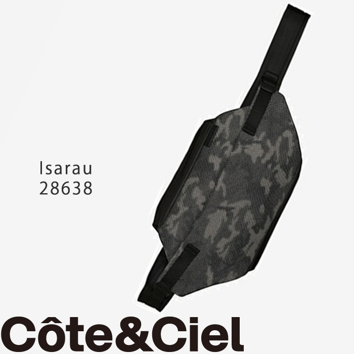 [あす楽]コートエシエル cote et ciel Isarau 28638 COTE&CIEL メッセンジャーバッグ ウエストバッグ ボディバッグ APPLE アップル 公認ブランド 鞄 バッグ