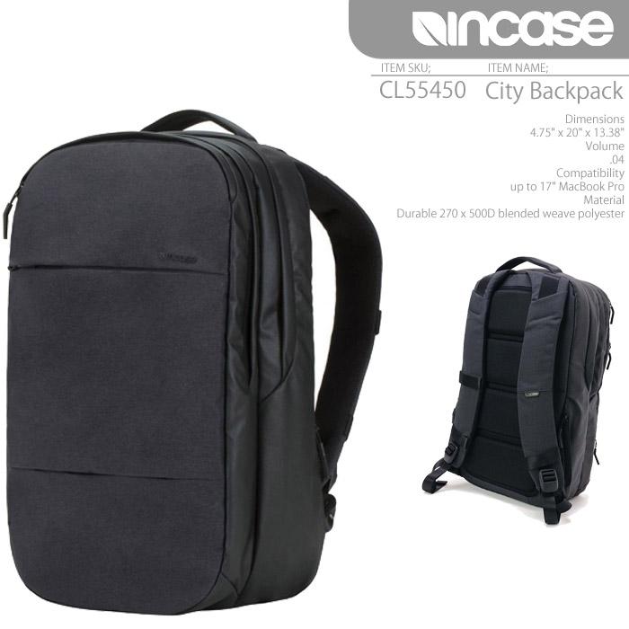 [あす楽]INCASE Backpack CL55450 インケース バックパック バッグ リュック Macbook AIR iPad