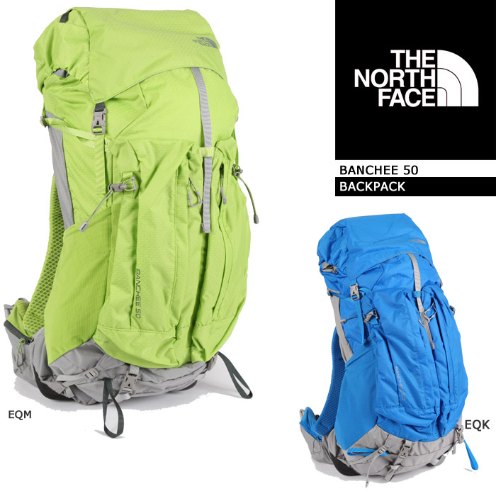 THE NORTH FACE BANCHEE 50 BACKPACK ノースフェイス ザック バックパック リュックサック バッグ
