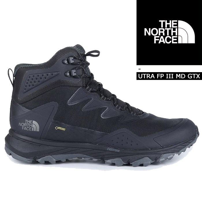 ノースフェイス THE NORTH FACE UTRA FP III MD GTX GORE TEX シューズ HIKING BOOTS ハイキングブーツ
