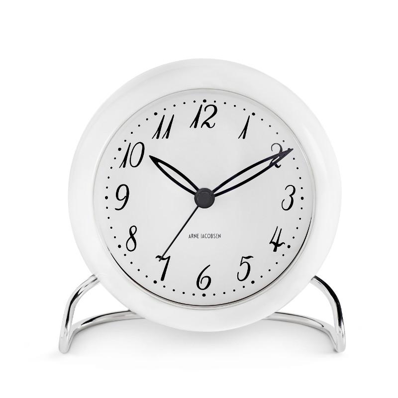 アルネ・ヤコブセン LK テーブルクロック Arne Jacobsen 置き時計 北欧 デンマーク