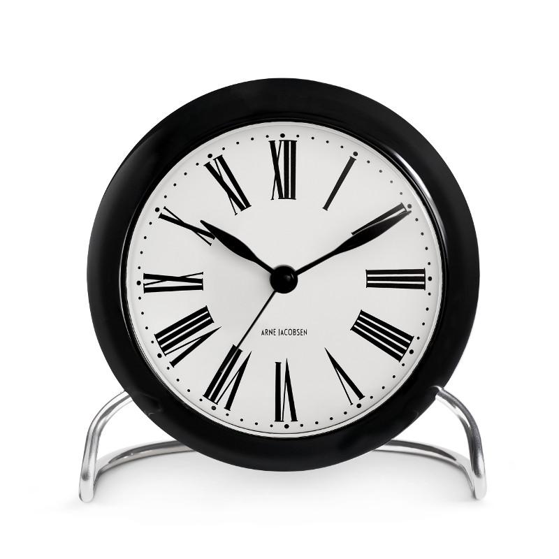 【最大2,000円OFFクーポン配布中!】アルネ・ヤコブセン ROMAN ローマン テーブルクロック Arne Jacobsen 置き時計 北欧 デンマーク