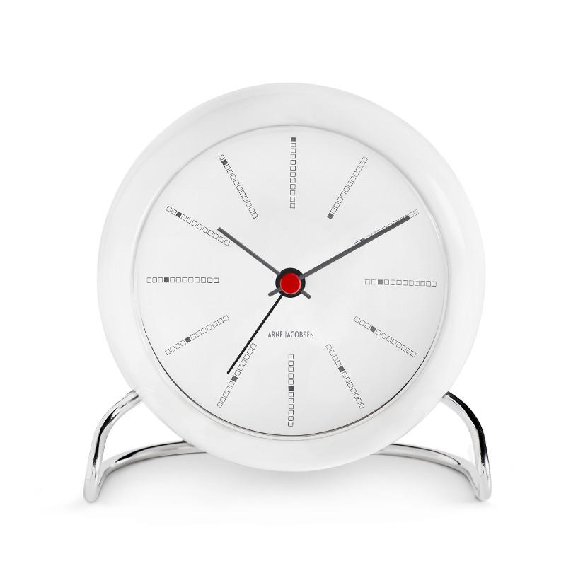 アルネ・ヤコブセン BANKERS バンカーズ テーブルクロック Arne Jacobsen 置き時計 北欧 デンマーク
