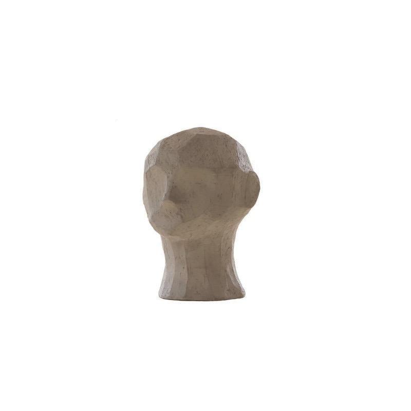 【最大2,000円OFFクーポン配布中!】Cooee Design 彫像 OLUFEMI マッド 16cm 北欧 スウェーデン