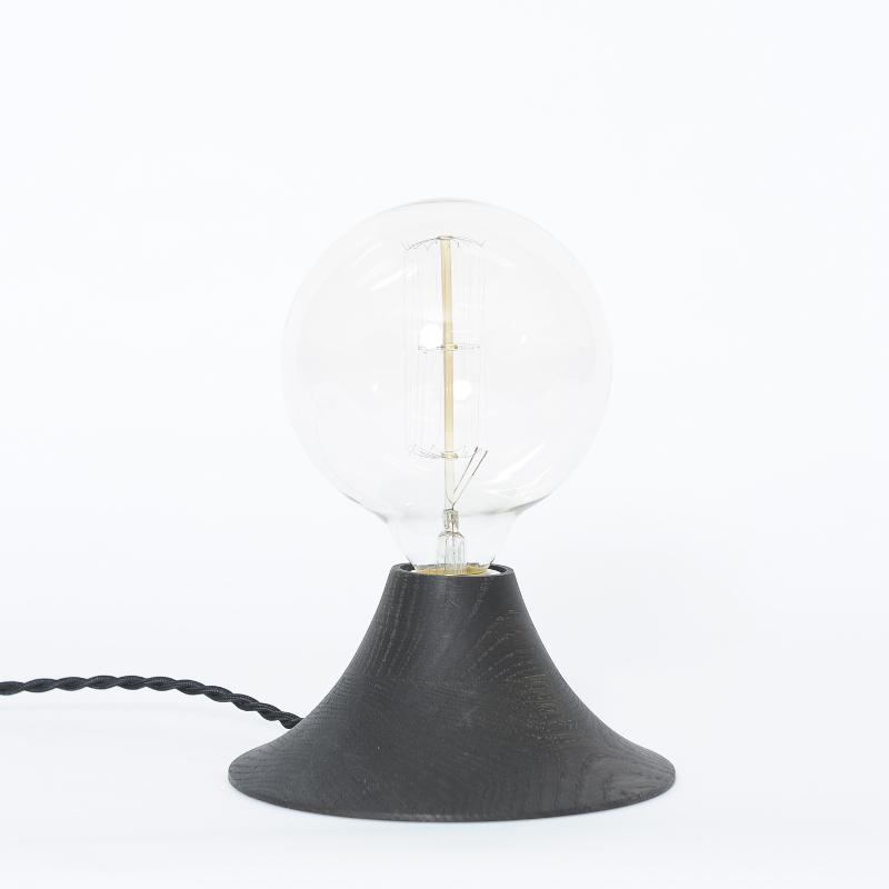 【セール!】The Good Flock エジソン電球を楽しもう♪ オーロラ・ランプ ブラックオーク ポートランド USA