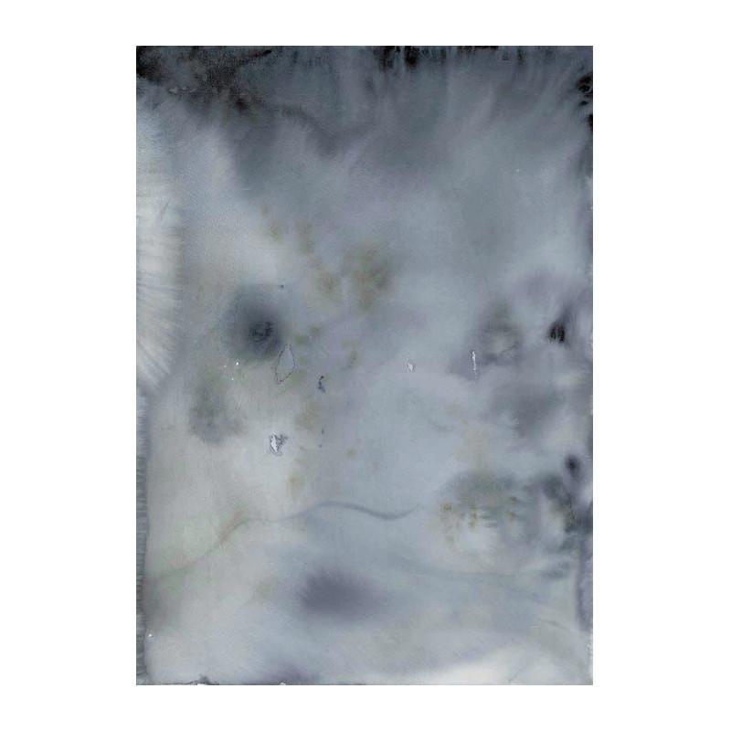 Silke Bonde 「Seabed/海底」 50x70 アートポスター 北欧 デンマーク