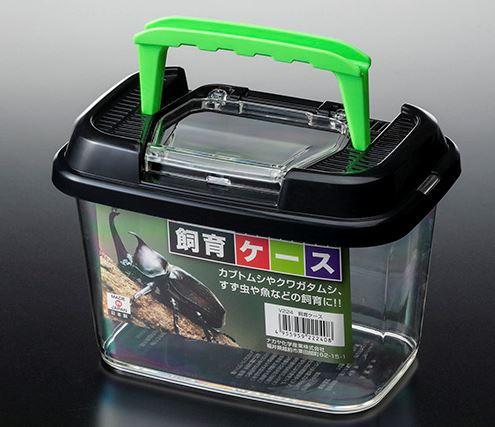 飼育容器まとめ買いでお買い得 買物 1個あたり108円 5☆好評 お徳用 日本製 ミニ型 200個入 飼育ケース