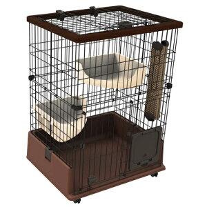 【送料無料】(キャット/サークル/ねこ/猫//猫ドア)ペティオ necoco 仔猫からのしつけにもぴったりな キャットルーム サークル