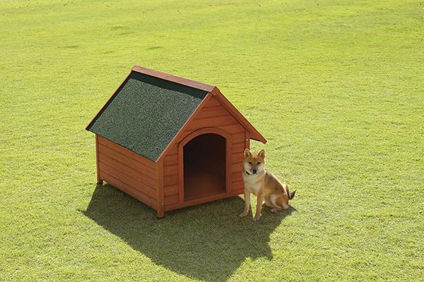 リッチェル 木製犬舎 830 《インテリアサークル》【犬 ケージ ゲージ 犬 犬舎】
