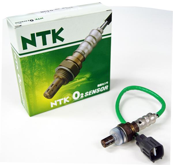 高性能NTK製O2センサー(オキシジェンセンサー) NTK O2センサー キューブ BZ11 H17.5以降EXマニ側用