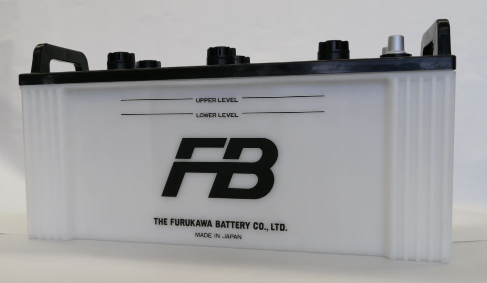 古河電池 EB120 サイクルバッテリー